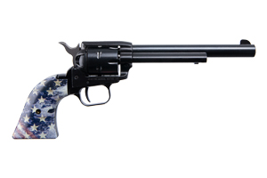 Heritage Manufacturing Inc Revolver: Single Action Rough Rider US Flag - Click to see Larger Image