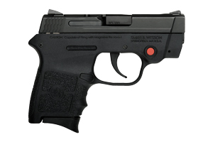 Smith & Wesson M&P|Bodyguard 380 W/ Crimson Trace Laser 10048