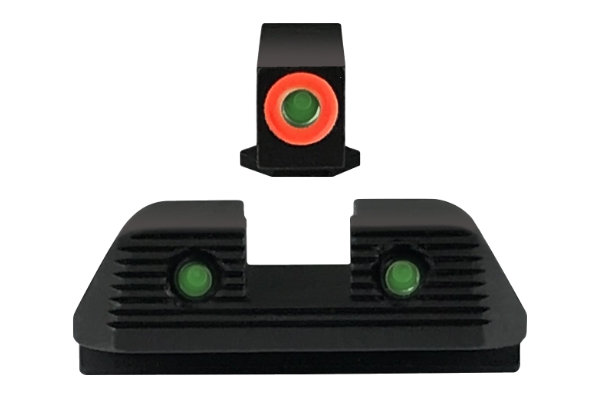 Glock Glock Ameriglo Bold Night Sight Set 47286