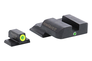 Ameriglo I-Dot Night Sights SW-301