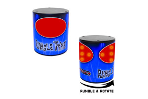 LaserLyte Rumble Tyme Target 2 Pack TLB-RJ